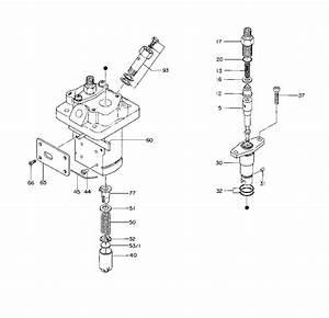 Overhaul Repair Kit For Kubota 2 Cylinder Np
