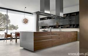 Y Et W : ekskluzywne kuchnie w nowoczesnym stylu 3 pomys y na nowoczesne kuchnie z wysp ~ Medecine-chirurgie-esthetiques.com Avis de Voitures