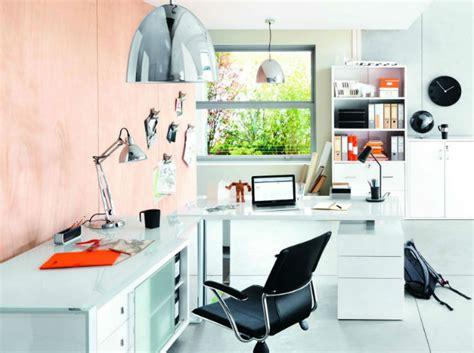 bureau pour la maison nos conseils pour bien éclairer bureau décoration