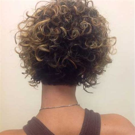 Cute and Pretty Curly Short Hairstyles   Love this Hair