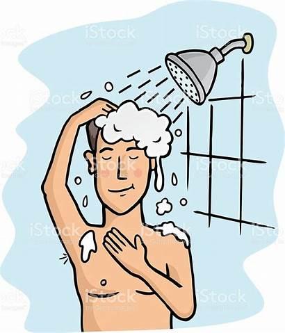 Shower Take Clipart Vector