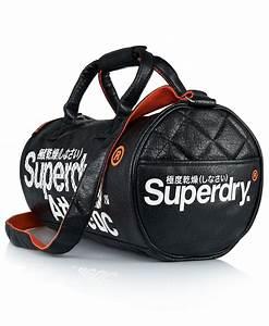 Sac De Sport Cuir : sac de sport simili cuir superdry mode conseils mode ~ Louise-bijoux.com Idées de Décoration