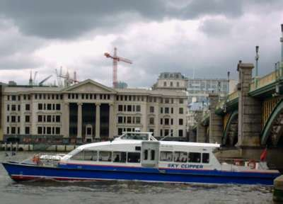 Boat Service Thames by Thames Boat Services