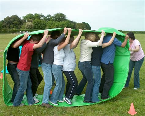 Office Team Building by Team Building Event Ideas List