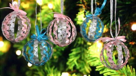 diy christmas tree ornaments christmas decorations