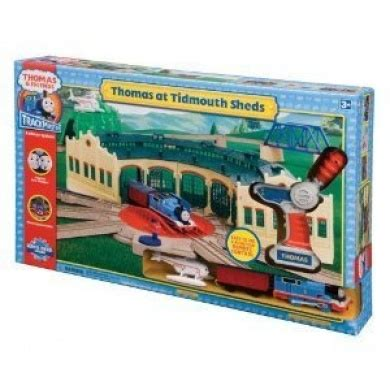 trackmaster tidmouth sheds the tank engine free free