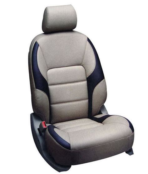 Hi Art Leather Seat Cover For Wagon R Stingray (all Models