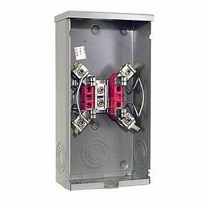 200 Amp Overhead Or Underground Meter Socket-utrs213b