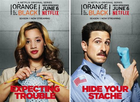 Orange Is The New Black Cast Update Blair Brown As New