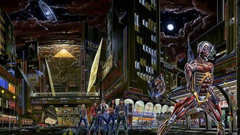 Эдди (Iron Maiden) — Википедия