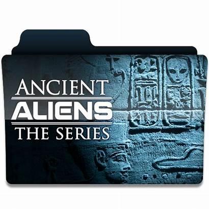 Ancient Aliens Folder Eyecons