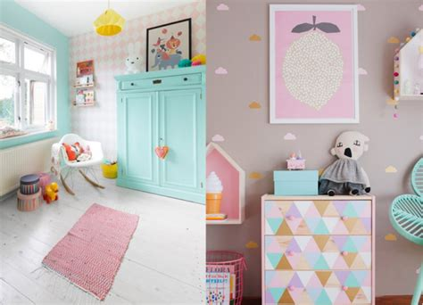 awesome deco chambre couleur pastel pictures design