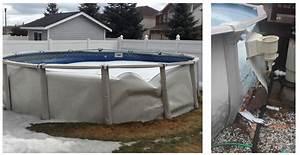 produit hivernage piscine hors sol b che d 39 hivernage With bache hivernage piscine hors sol ronde 11 b 194che couverture couverture protection et hivernage