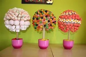 Deco Bonbon Anniversaire : arbres bonbons id es en vrac pinterest arbre a bonbon g teau anniversaire rigolo et ~ Melissatoandfro.com Idées de Décoration