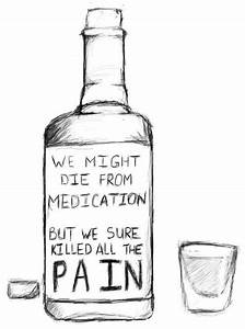 truth quote Bla... Alcohol Hurts Quotes