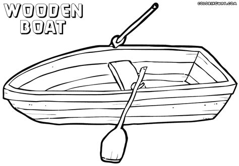 boat coloring pages coloring pages    print