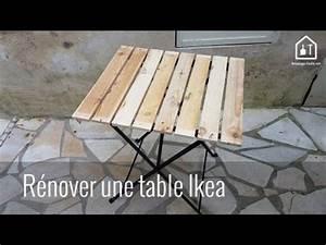 Pinterest Bricolage Jardin : tuto r nover une table de jardin ikea bricolage facile ~ Melissatoandfro.com Idées de Décoration