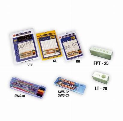 Breadboard Optional Kandh Wire Package Standard