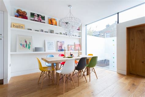 chaise design eames cool dining room design for stylish entertaining