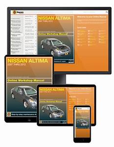 Nissan Altima Online Service Manual  2007