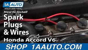How To Replace Spark Plug Wire Set 95