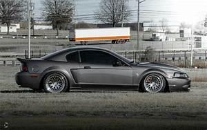 Slammed Mach 1 New Edge Mustang | New edge mustang, Ford mustang cobra, Mustang cobra