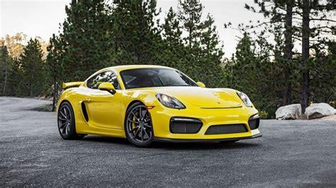 Porsche Cayman Rs by Porsche Cayman Gt4 Rs Rumoured To Get 4 0l Flat Six