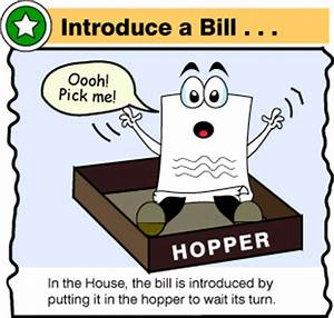 psc101 g4 1 how a bill becomes a law With in the senate bills are brought to the floor by