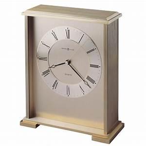Howard, Miller, Exton, Mechanical, Table, Clock, 645569