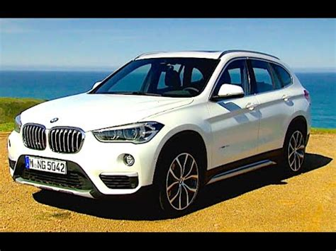 New Bmw X1 2015 Test Drive