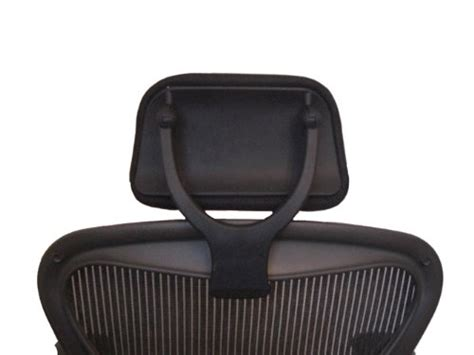 engineered now enjoy hr 01 headrest for herman miller