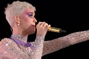 Glastonbury sent into meltdown as Katy Perry goes nude ...