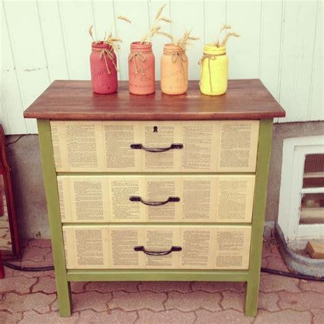 decoupage mobili legno decoupage su mobili come abbellire un arredo bricolage