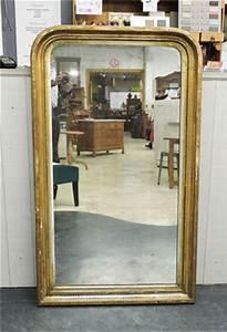 Miroir Doré Ancien : les objets antiquites brocante vendus ~ Teatrodelosmanantiales.com Idées de Décoration