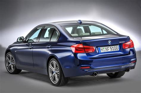 2015 Bmw 3 Series by 2015 Bmw 3 Series Facelift Revealed Engines Pricing And