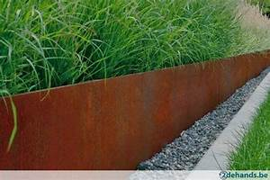 Bordure De Jardin : bordures de jardin en acier corten ~ Melissatoandfro.com Idées de Décoration