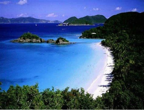 Trunk Bay St John Places Ive Been Pinterest