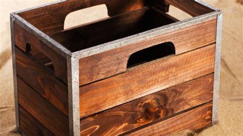 decoration caisse en bois comment r 233 aliser un d 233 cor avec des caisses en bois d 233 co maison jardin
