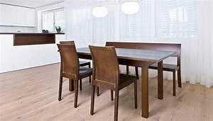 Esszimmer Mit Bank Und Stühle : esszimmer esszimmerm bel vom tischler nach ma ~ Sanjose-hotels-ca.com Haus und Dekorationen