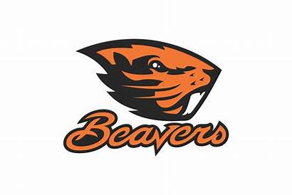 Beavers State Oregon Beaver Osu Vector Clip