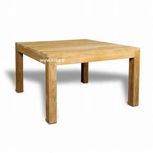 Table Carree Salle A Manger : pied de table guide d 39 achat ~ Teatrodelosmanantiales.com Idées de Décoration