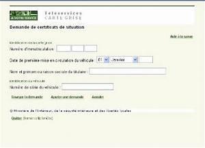 Transfert Carte Grise : le certificat de non gage ~ Medecine-chirurgie-esthetiques.com Avis de Voitures