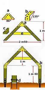 Fabriquer Une Serre En Bois : construire une serre en bois plan de construction ~ Melissatoandfro.com Idées de Décoration