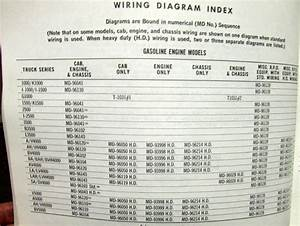 1965 Gmc Dealer Electrical Wiring Diagram Service Manual