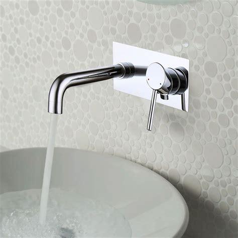 unterputz armatur waschbecken badarmatur unterputz wasserhahn waschtisch armatur wandmontage f bad messing badezimmerideen