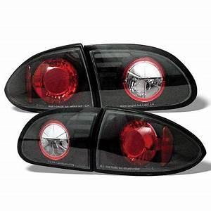 2001 Gmc Sierra 2500hd Lights Chevy Cavalier 1995 2002 Black Altezza Lights