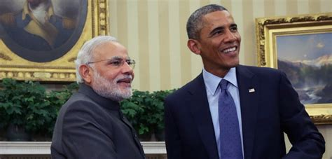 Open the Trade Gates: U S India Revive Ties With