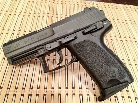 hk usp compact mm review youtube