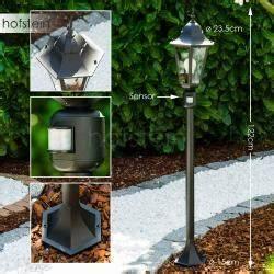 Stehlampe Mit Bewegungsmelder : lampioni da giardino convenienti online ~ Orissabook.com Haus und Dekorationen