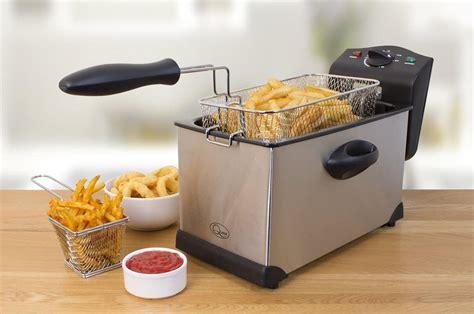 deep fat fryer fryers frying types different modern method buying revio basket quest guide way